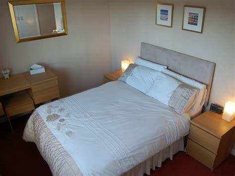 double bedroom look inside