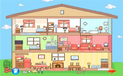 www doll house games doll house japanese decoration android apps on google play