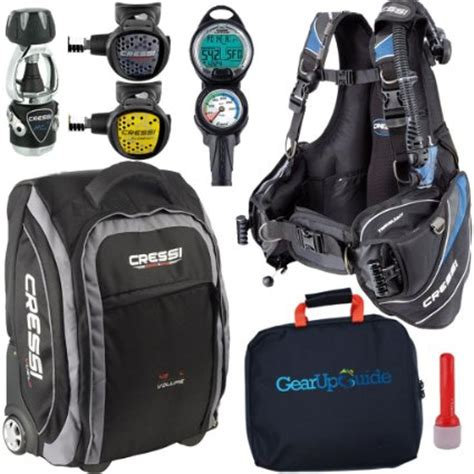 cressi travel light lady top 10 best scuba gear packages in 2017 reviews us6