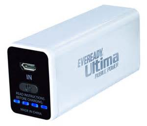 Eveready UM 22 Power Bank for Smartphones   Eveready
