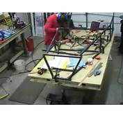 Build A Locost 7 Step 1  Fabricate The Frame YouTube