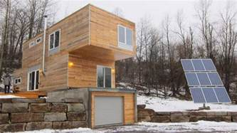 Home Business Ideas Ontario Meka Reinvents Shipping Container Housing Treehugger
