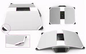 Portable Album In Concept Device by Holographic Psychology Device Concept By Yansel