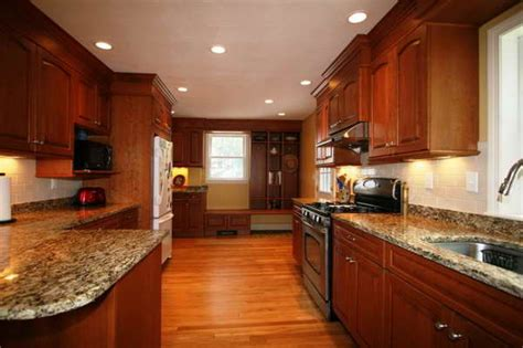 Ideas For Small Kitchens Layout by Recessed Kitchen Lighting Pictures