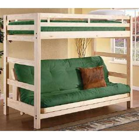 twin over futon bunk bed twin over futon bunk bed with mattress bm furnititure
