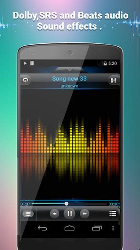 Android Player by Mp3 Player For Android Free