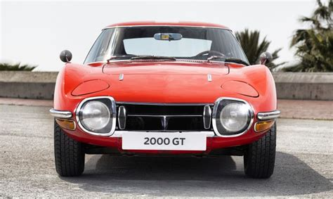 History Of Toyota History Of The Toyota 2000gt Toyota