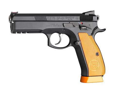 Or Cz Winchester Australia Cz 75 Sp 01 Shadow Orange 9mm 125mm 2 S Mags 10 Rndmag