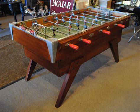 Vintage Foosball Table by Vintage Foosball Table At 1stdibs