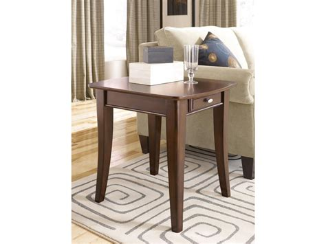 End Tables For Living Room Hammary Living Room Rectangular End Table Kd T20790 T2079221 00 Arthur F Schultz Furniture
