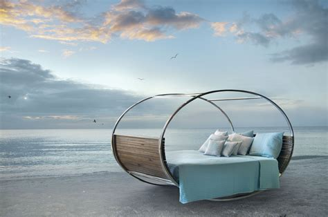 bed on the beach rocking beds for adults
