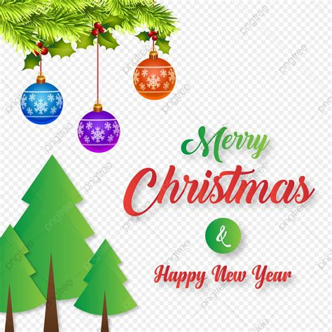 merry christmas   year wishes  xmas theme flat christmas merry png  vector