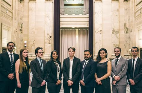 2017 Mba Compeititons by 36 Mba Student Teams Contend For The 10 000 Concordia Cup