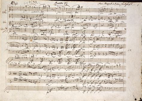 download mozart mp free photo mozart quartet in c notes free image on