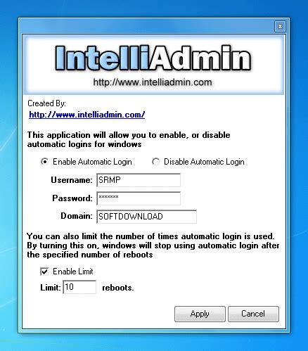 Como Fazer O Auto Logon No Windows 7 como habilitar o login autom 225 tico no windows