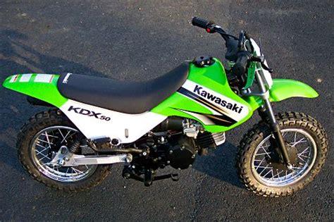 Kawasaki Kdx 50 by Kawasaki Kdx 50 Photos And Comments Www Picautos