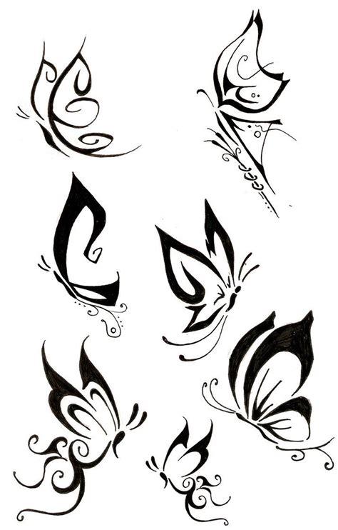 imagenes en blanco y negro de mariposas dise 241 os de mariposas para tatuajes en blanco y negro