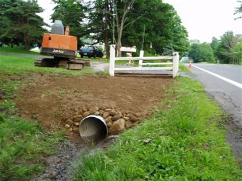 Backyard Drainage Pipe Pictures