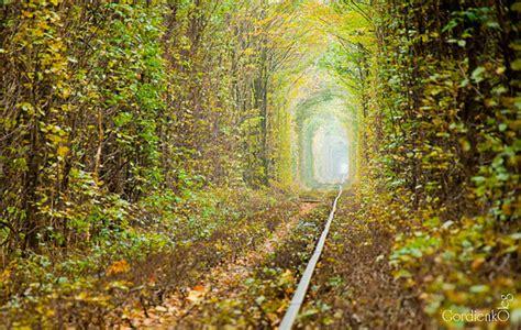 imagenes sensoriales del tunel la historia del tunel del amor en ucrania fotos