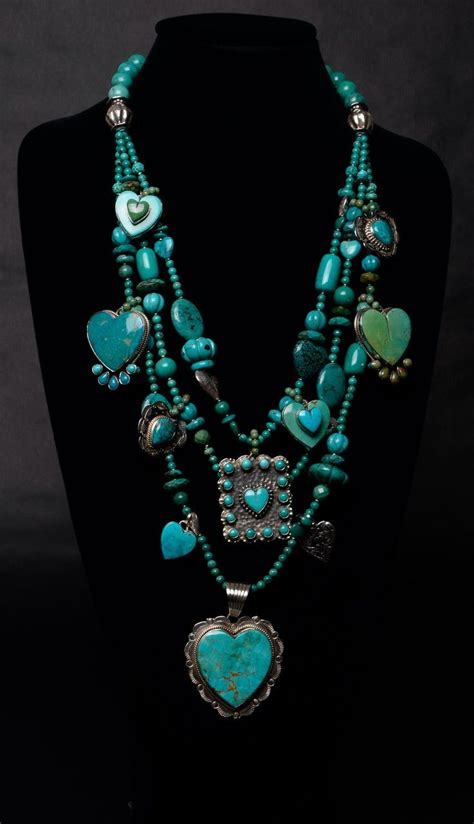 for jewelry best 25 turquoise necklace ideas on