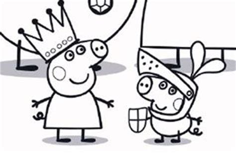 17 Best Images About Peppa Pig Partty On Pinterest Nick Princess Peppa Pig Pictures Free Coloring Pages