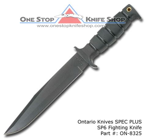 ontario fighting knife 2009 ontario spec plus sp6 fighting knife