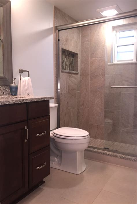 the master bathroom tub or no tub dover home