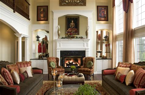 beautiful decorated homes 7 steps to a beautiful living room northside decorating den s