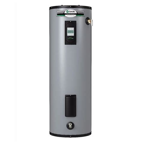 Shop A.O. Smith Signature Premier 40 Gallon 12 year Limited Tall Electric Water Heater at Lowes.com