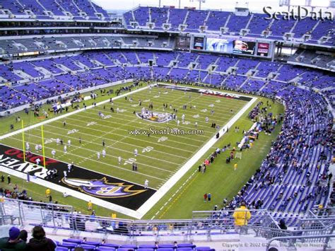 section 509 a 3 m t bank stadium section 509 baltimore ravens