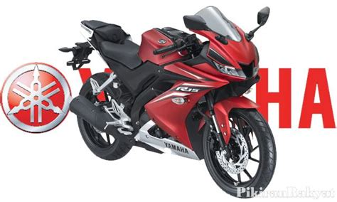 Teringann All New Yamaha R15 yamaha new r15