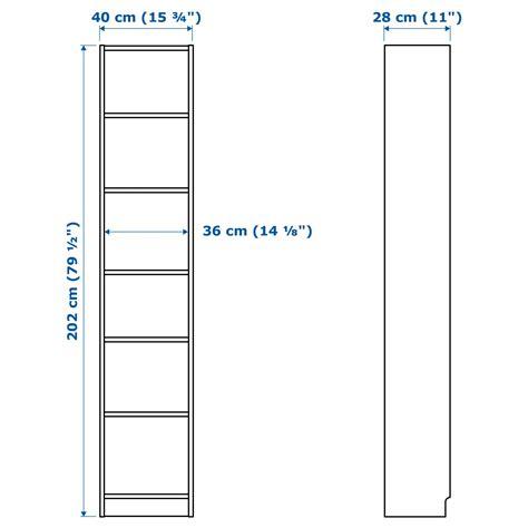 ikea com billy bookcase billy bookcase white 40x28x202 cm ikea