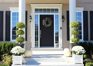 decoracion personaliza la entrada principal de tu hogar