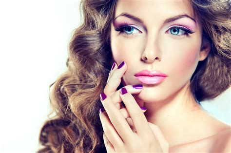 beautiful model hair and make up face 5k retina ultra hd wallpaper and background image
