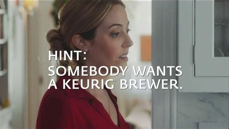 keurig commercial actress keurig tv commercial hint commerciallight ispot tv