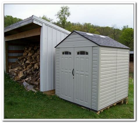 Menards Shed In A Box by Vinyl Storage Sheds Menards Home Design Ideas