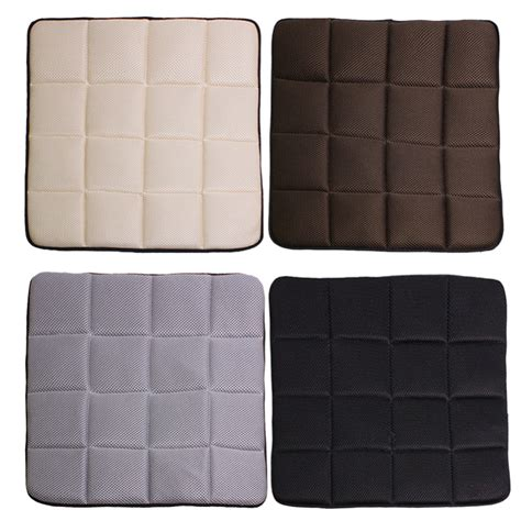 Seat Cushion Covers by 1pcs New Bamboo Charcoal Breathable Seat Cushion Cover Pad