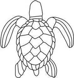 mosaic turtle coloring page turtle coloring page animals sea life pinterest