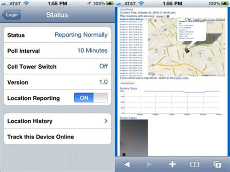 iphone locator 10 useful apps to recover a lost or stolen iphone hongkiat