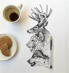 drawing ideas awesome sketches pen drawings by alfred basha 99inspiration