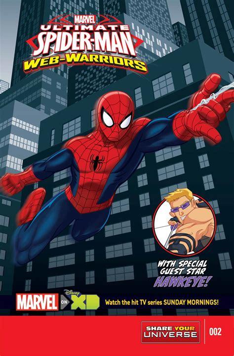 imagenes de ultimate spider man web warriors spiderman ultimate 2016 panini guerreros ara 209 a 1