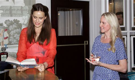 Novel Second Rosie Nixon The Stylist frederick takes starring at rosie nixon book launch