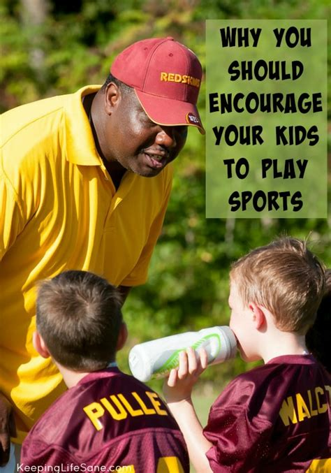 7 Reasons Why You Should Encourage Sports As A Parent by Why Sports Matter 3 Reasons Why Parents Should Encourage