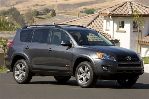 toyota jeep 2009 toyota rav4 cars specifications technical data