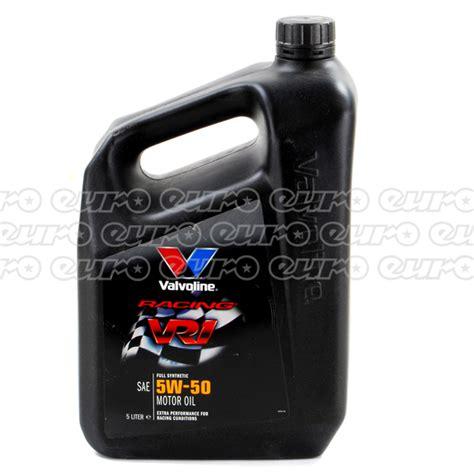 valvoline vr1 racing motor oil product catalog valvoline valvoline vr1 racing fully synthetic 5w50 engine oil 5