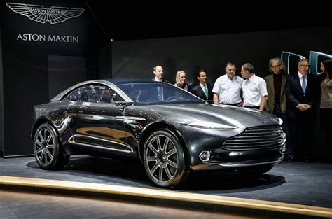 aston martin dbx crossover  pictures autocar
