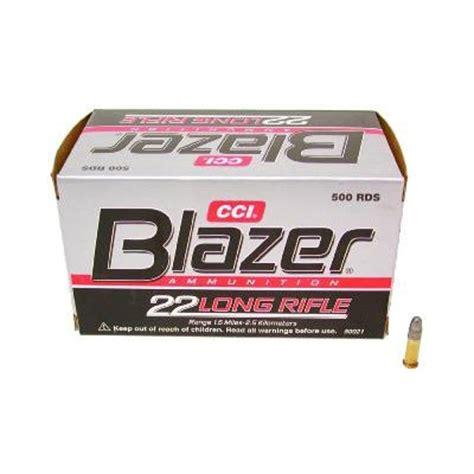 blazer 22lr ammo 500 brick blazer 22lr 40gr 500 round brick