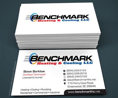 heating and cooling business card templates business cards heating and cooling image collections