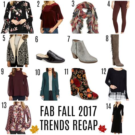 Sephora Unveils Fab Fall Trends by The Fab Fall 2017 Countdown Recap Fabulous After 40