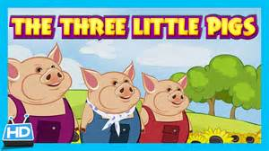 Three little pigs quot and the big bad wolf three little pigs youtube